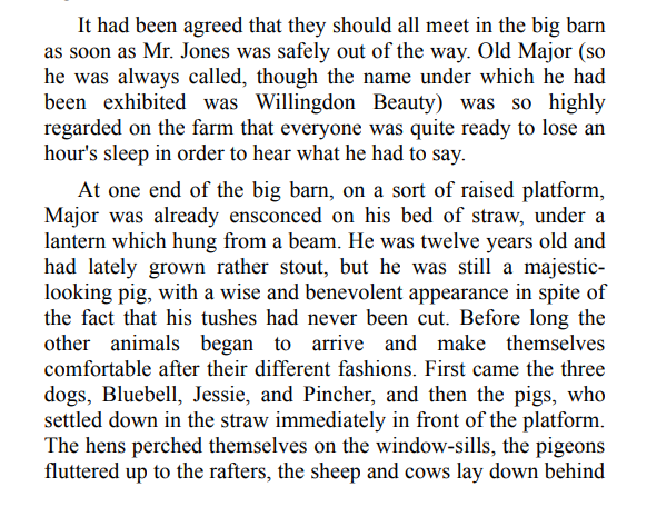 Animal Farm by George Orwell PDF