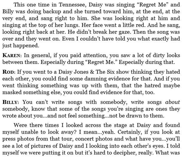 Daisy Jones & The Six by Taylor Jenkins Reid PDF