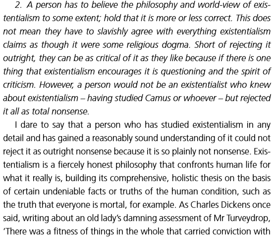 How to Be an Existentialist by Gary Cox PDF