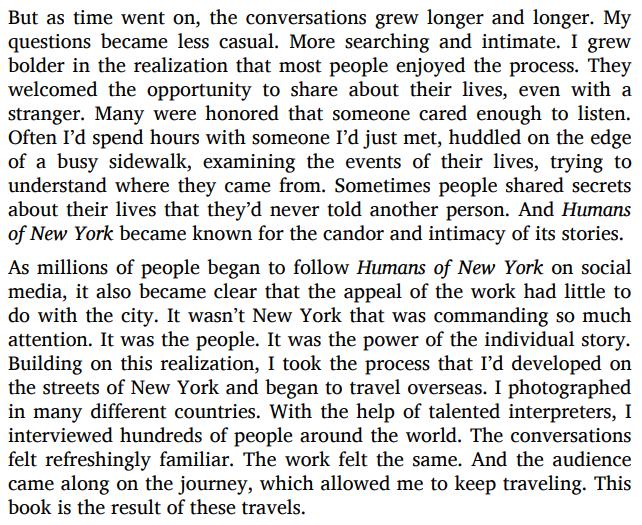 Humans PDF by Brandon Stanton PDF