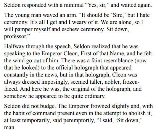 Prelude to Foundation by Issac Asimov PDF