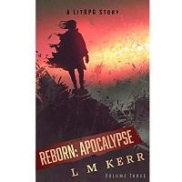 Reborn by L. M. Kerr