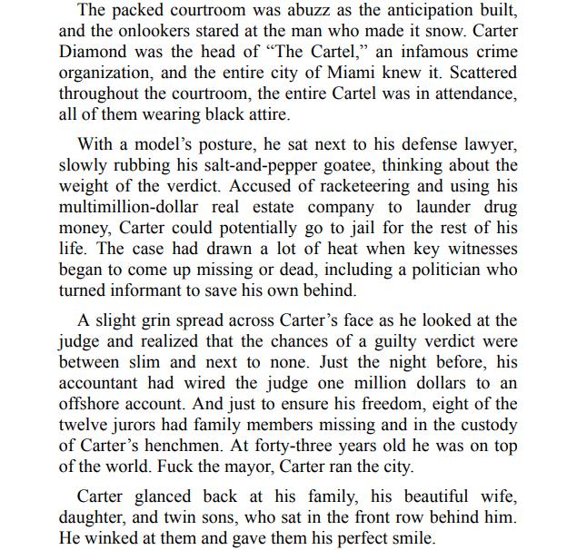 The Cartel by Ashley & JaQuavis