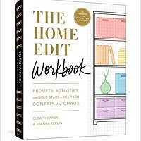 The Home Edit Workbook by Clea Shearer