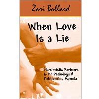 When Love Is a Lie by Zari L Ballard