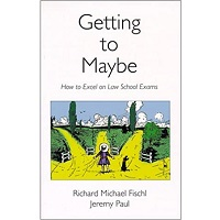 Getting To Maybe by Richard Michael Fischl