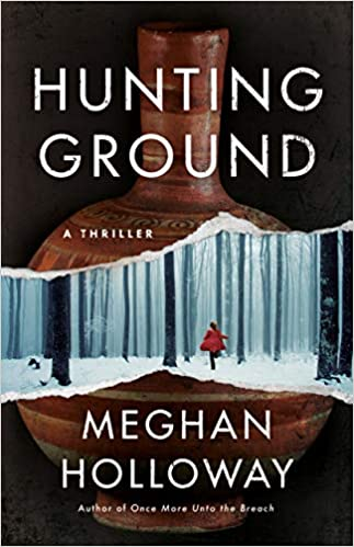 Hunting Ground by Patricia Briggs
